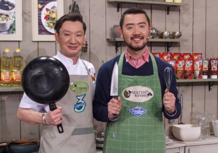 Eurasian Foods Corporation Holding is the sponsor of Magiya kuhni cooking show!