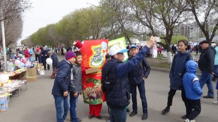 Eurasian Foods Corporation Holding congratulates all Kazakhstani people on Day of unity in Kazakhstan