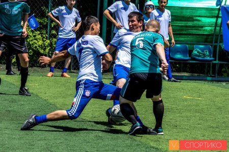 Team of Eurasian Foods Corporation JSC took part in the International football tournament